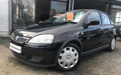 2005 (05) Vauxhall Corsa 1.2i 16v ( a/c ) Automatic Design *21,000 Miles* Vauxhall + 1 Owner