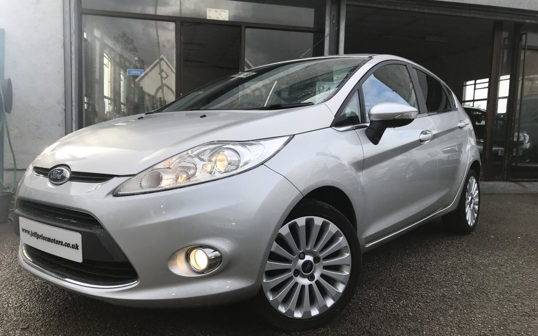 2010 (10) Ford Fiesta 1.4 Titanium *2 Keys* – £4,495 Or finance from £109.20 a Month/ £23.20 a Week