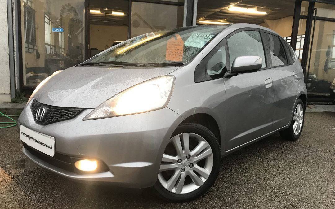 2009 Honda Jazz 1.4 (98bhp) Auto EX *1 Owner* – £4,495 Or Finance From £109.20 a Month/£25.20 a Week