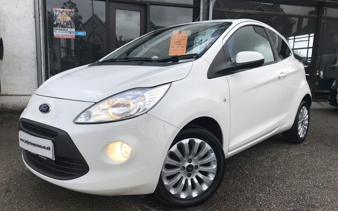 2015 (64) Ford Ka Zetec *£30 a Year Tax* – £4,495 Or Finance from £89.73 a month/ £20.17 a Week
