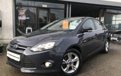 2011 (61) Ford Focus Zetec TDCI *£20 Tax* – £4,495 Or Finance From £100.30 a Month/£23.15 a Week