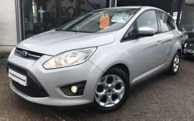 2011 (11) Ford C-MAX 1.6 105 Zetec *2 Owners* – £4,995 Or Finance From £100.41 a Month/ £23.17 a Week