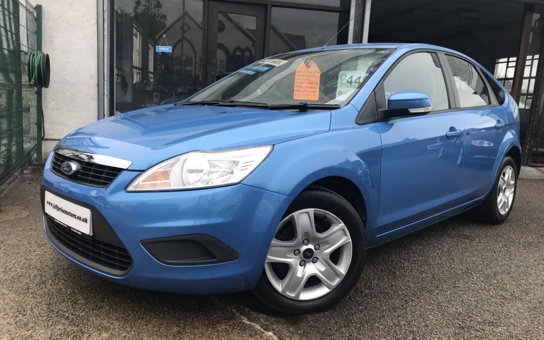 2011 (11) Ford Focus 1.6 auto Style *2 Owners, Full Service History, Up To 47 MPG* – £4,495 Or Finance From £102.94 a Month