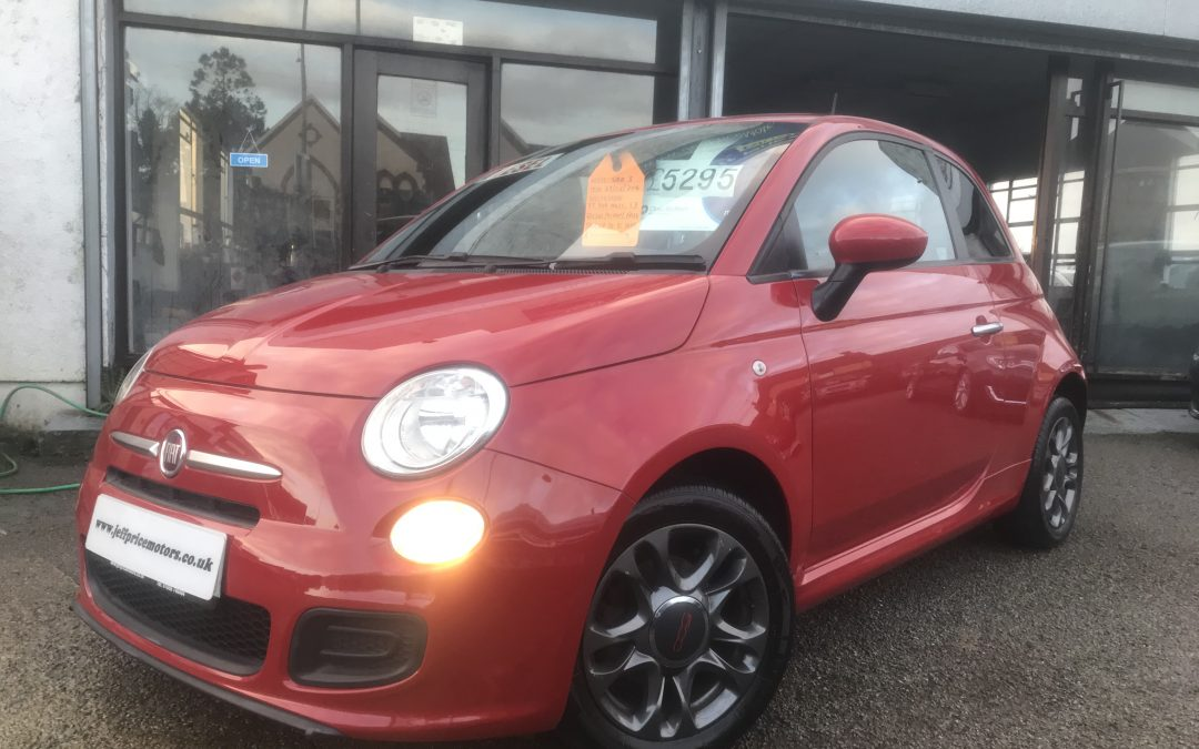 2014 (14) Fiat 500 1.3Multijet (95bhp) S -*Free Road tax, 2 owners, up to 91 MPG*- £5,295 or Finance from just £108.10 a month