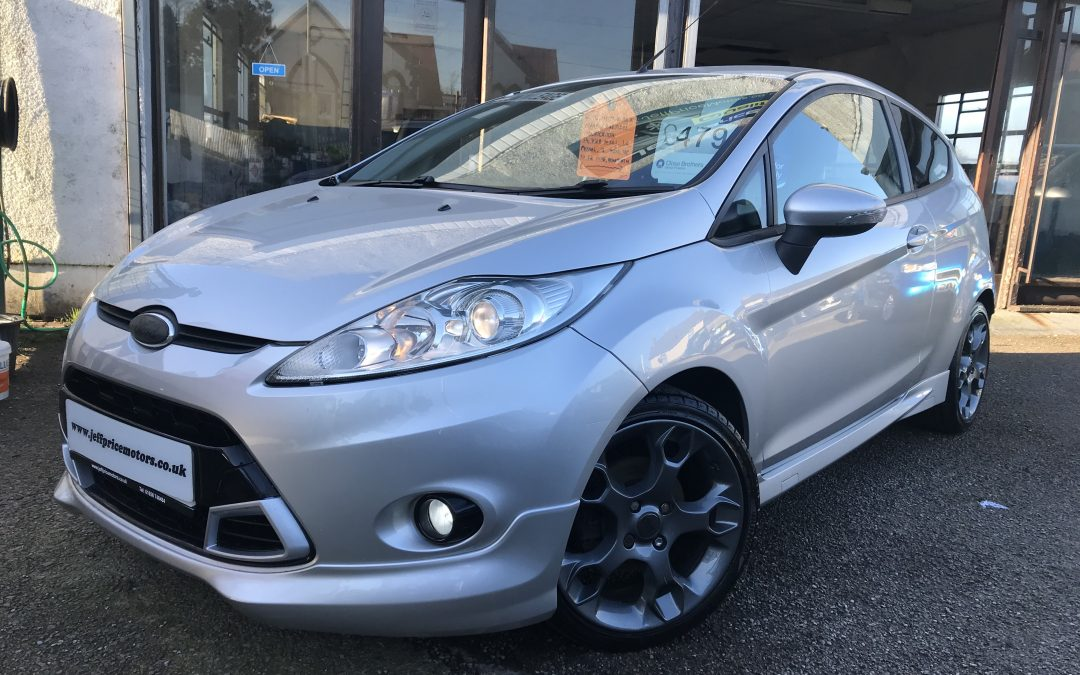 2011 (60) Ford Fiesta Zetec S – *54,000 miles, 2 Keys, Up to 52 MPG, Grey Wheels* – £4,795 Or finance from just £115.83 a Month