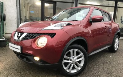2014 (64) Nissan Juke Acenta Premium *Sat-nav, 6 Speed, £20 Tax, Up to 76 MPG, 2 Owners* – £6,995 or finance from just £140.55 a Month