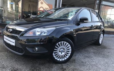 2009 (58) Ford Focus Titanium Automatic *Father and Son Owned from new, 2 Keys, Up to 47 MPG* £4,495 or Finance from just  £102.94 a month