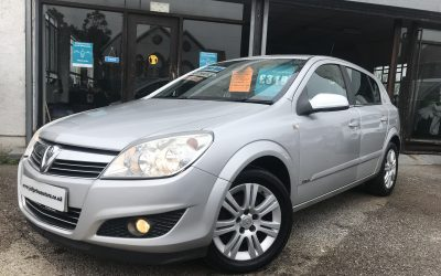 2008 (08) Vauxhall Astra Design Auto *Timing belt + w-pump replaced, 2 Keys, Half Leather* – £3,195 or finance from just £98.17 a month
