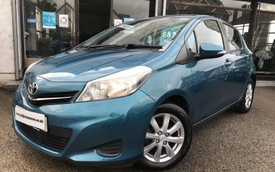 2012 (62) Toyota Yaris TR VVT-I *2 Keys, 2 Prev Owners, 6 Speed, Reverse Camera* – £5,295 Or finance from £128.71 a Month