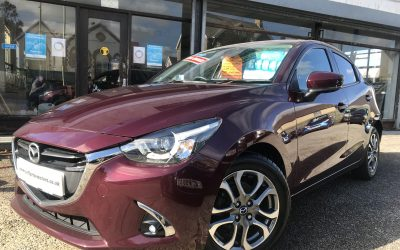 2017 (17) Mazda 2 GT Line Sport 1.5 *1 Owner from new, 2 keys, 6 Speed, Up to 68 MPG, All the Extras* – £10,495 or Finance From just £211.15 a Month
