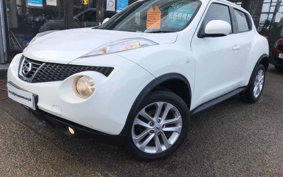 2013 (63) Nissan Juke Acenta *2 Owners From New, Full Service History, Up to 55 MPG* – £5,995 Or Finance from just £116.35